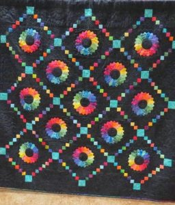 Charity Quilt to be raffled on June 13th